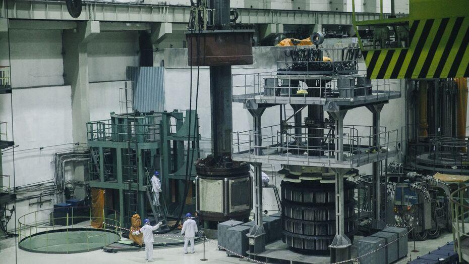 На энергоблоке №4 Нововоронежской АЭС завершили отжиг корпуса реактора