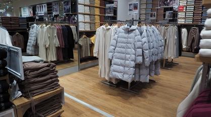 Простота и стиль. Международный бренд одежды UNIQLO появился в Воронеже