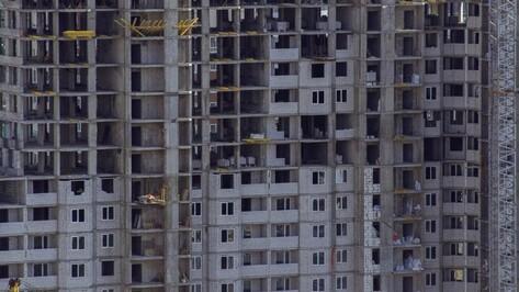 Воронежские власти сократили участок застройки на улице Моисеева в 2,4 раза