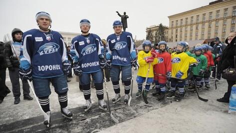 Воронежцы готовятся войти в состав сборной России на сочинской Олимпиаде