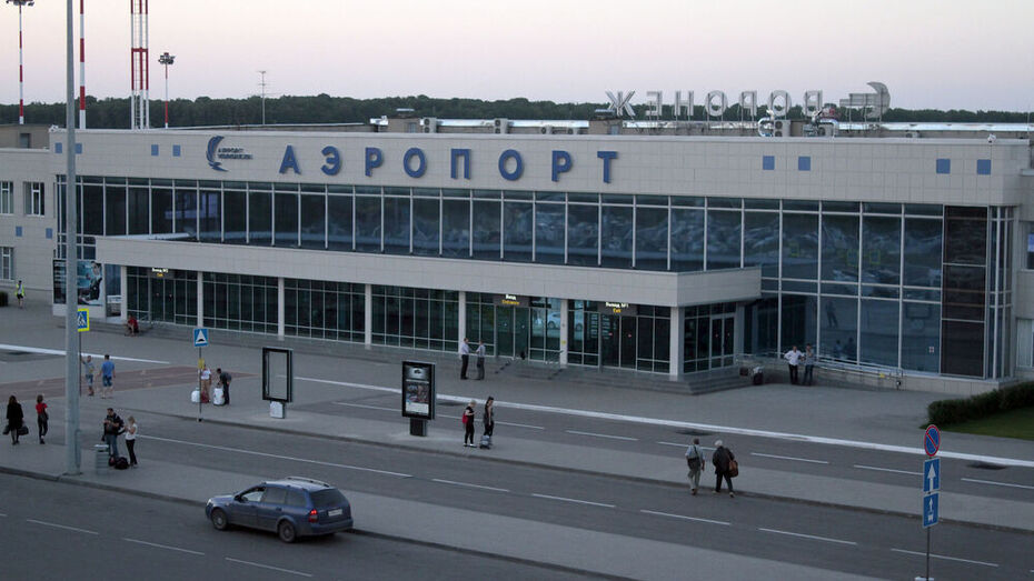 В Воронеже ищут подрядчика для реконструкции аэропорта