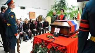 Памятная доска убитому в Сирии Антону Ерыгину появится в лицее Воронежа 9 декабря