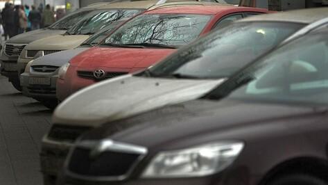 В Подгоренском районе количество автомобилей увеличилось до 12 тыс