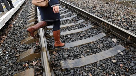 В Воронеже перекроют железнодорожный переезд