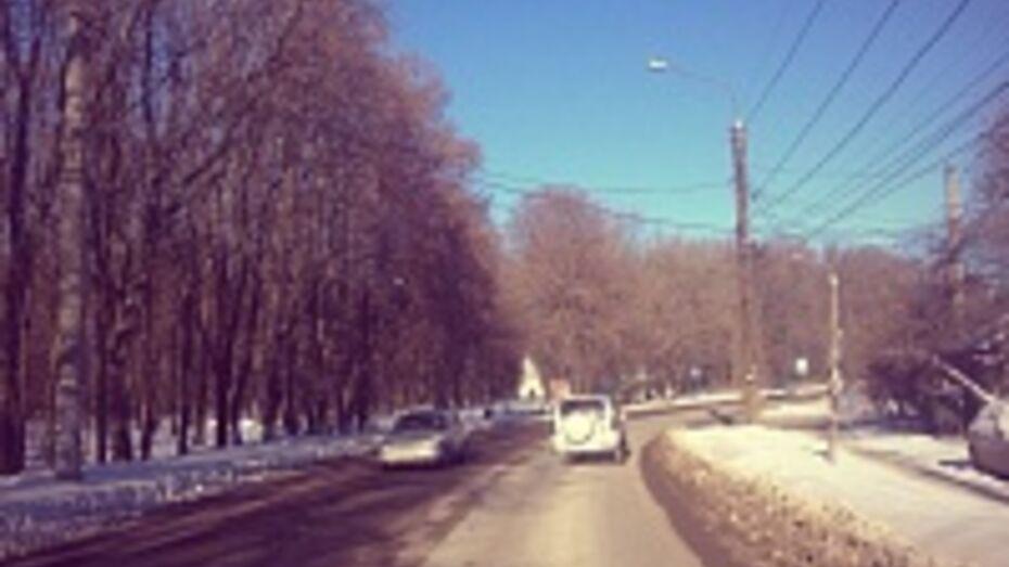 В Воронеже готовятся расширить улицы Ломоносова и Тимирязева