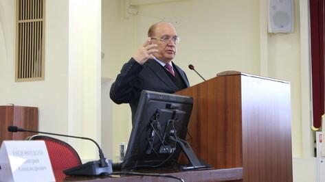 Ректор МГУ отметил высокое качество высшего образования в Воронеже