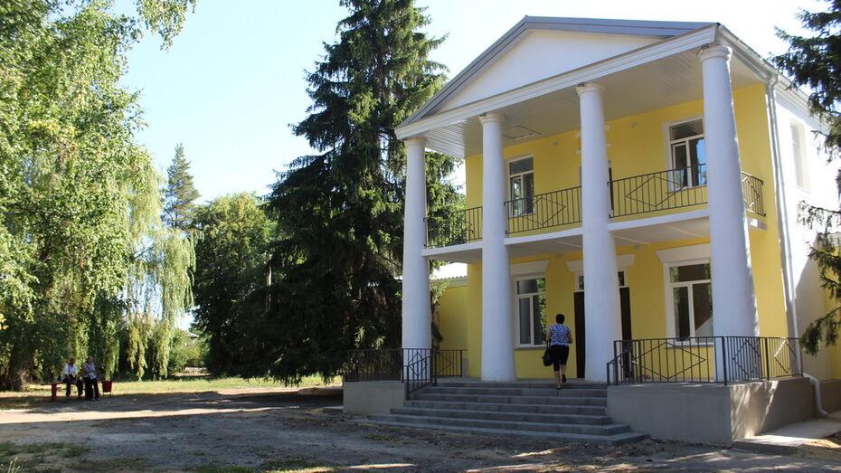 В ольховатской слободе Марьевка в Доме культуры сделали котельную