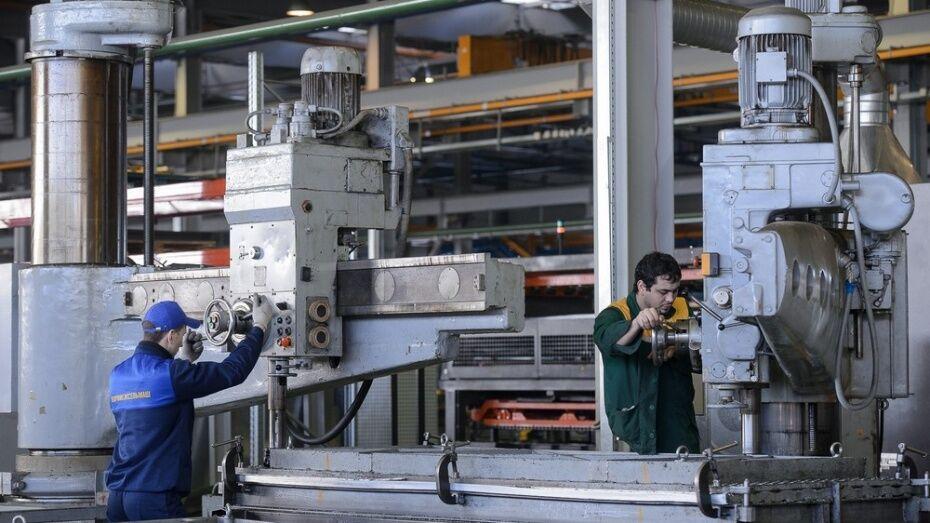 За 2015 год промышленное производство в Воронежской области выросло на 3%