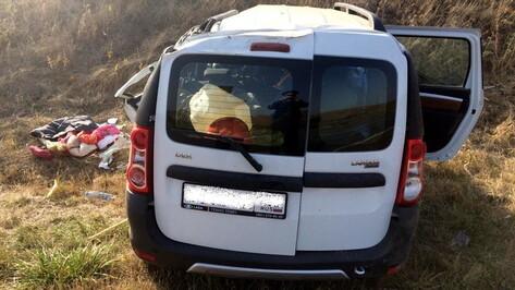 Водитель КамАЗа сбежал с места ДТП с 2 пострадавшими в Воронежской области