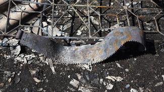 Непотушенная сигарета привела к смертельному пожару в Воронежской области