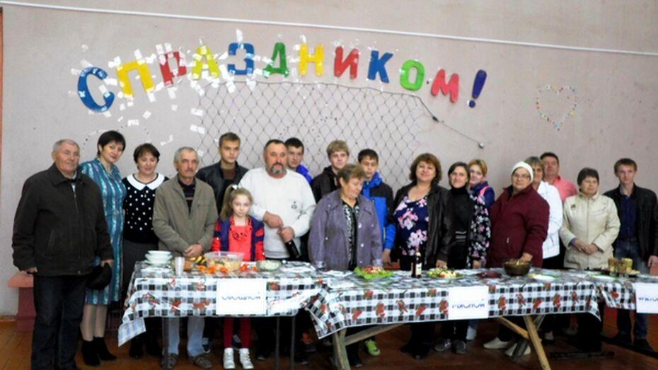 В Петропавловском районе День повара отметили кулинарным поединком