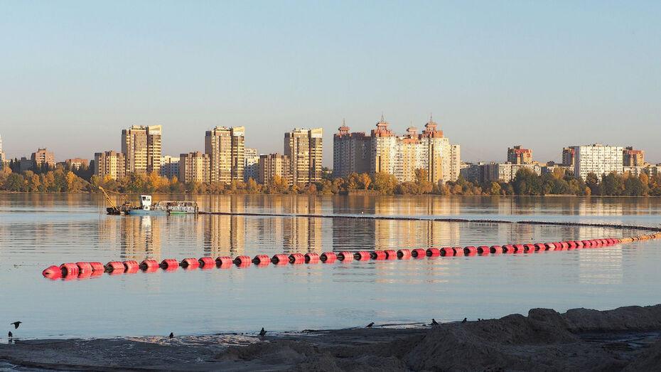 Александр Гусев потребовал расчистить воронежское водохранилище