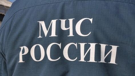 В Воронеже женщина получила ожоги при пожаре в многоэтажке на Ленинградской