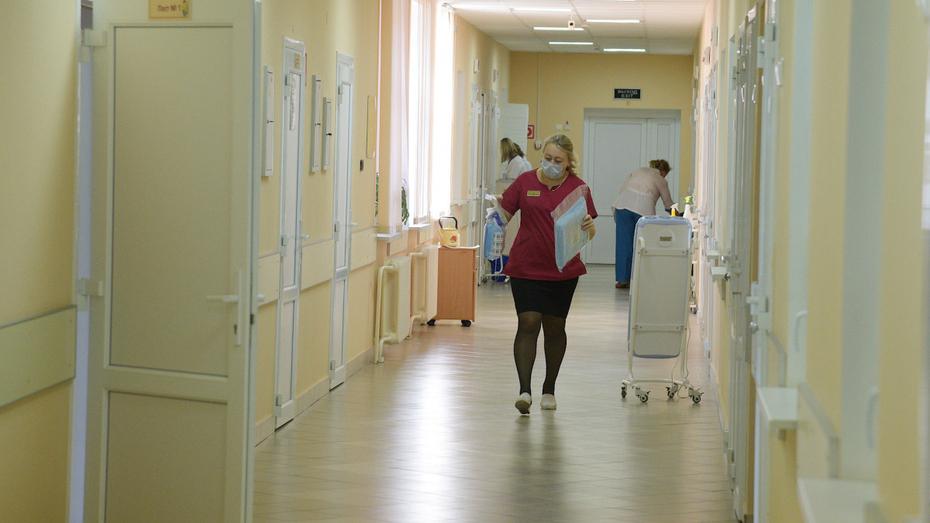 Временно остановили плановый прием взрослых в воронежских поликлиниках