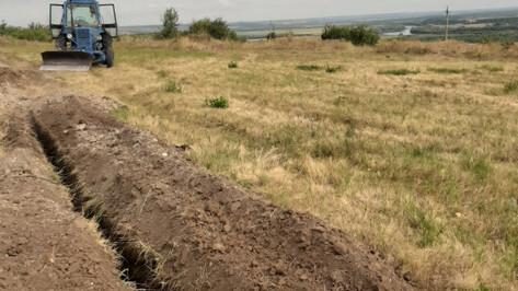 Ростелеком: могильник под Воронежем пришлось раскопать, чтобы починить телефонную связь