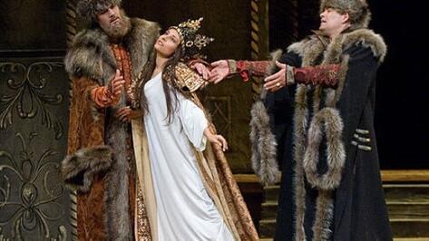 В Воронеже артисты Большого театра покажут свадьбу Ивана Грозного