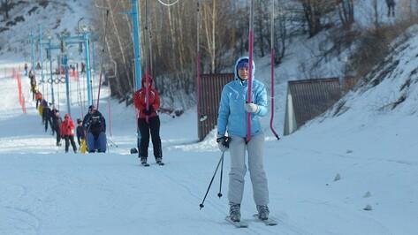 Обзор РИА «Воронеж». Где покататься на лыжах и тюбингах