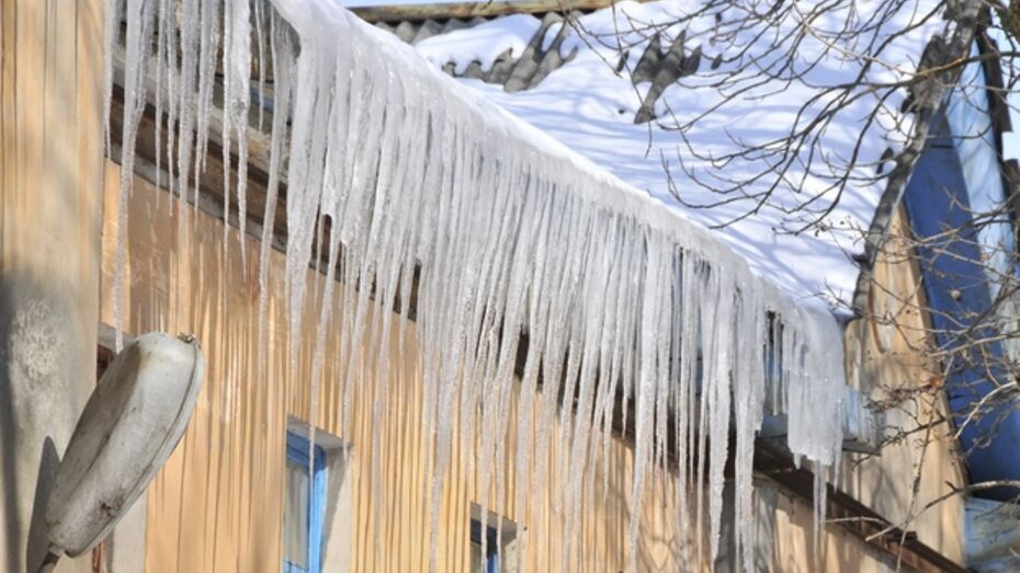 Сегодня ночью в Воронеже и области вода превратится в лед