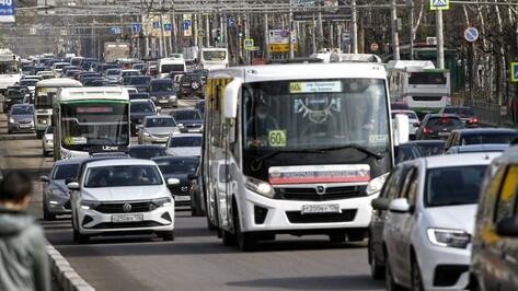 С 1 сентября изменятся маршруты 2 воронежских автобусов