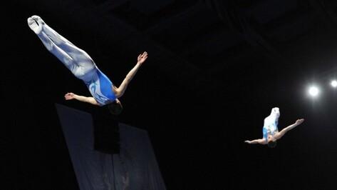 Воронежские спортсмены завоевали «бронзу» на чемпионате России по прыжкам на батуте