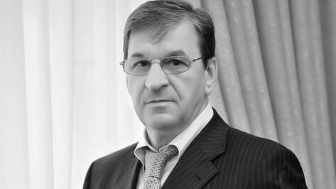 Ушел из жизни руководитель управления делами Воронежской области Владислав Токарев