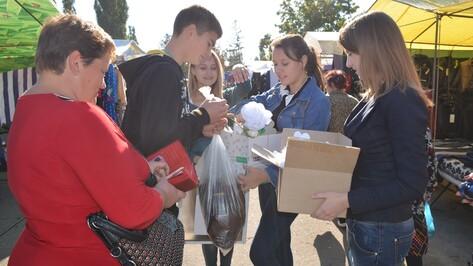 Верхнехавцы приняли участие в благотворительной акции «Белый Цветок»