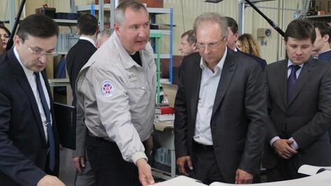 Дмитрий Рогозин предложил собирать топливозаправщики на Воронежском авиазаводе
