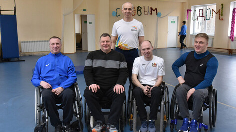 «Мы можем!» Как и зачем воронежские спортсмены с инвалидностью сдают ГТО