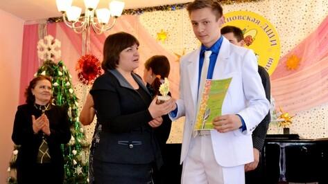 Бутурлиновский конкурс «Хрустальная мелодия» стал межрайонным
