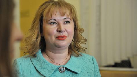 Экс-главу департамента культуры Воронежской области заподозрили в мошенничестве