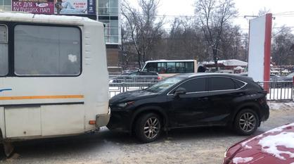 Водителя Lexus после пустякового ДТП нашли мертвым