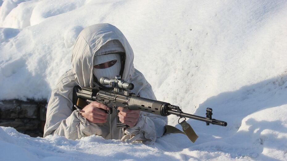 Воронежские снайперы отправились на учения в Нижегородскую область