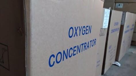 В Воронежской области за год на 60% выросло потребление медицинского кислорода