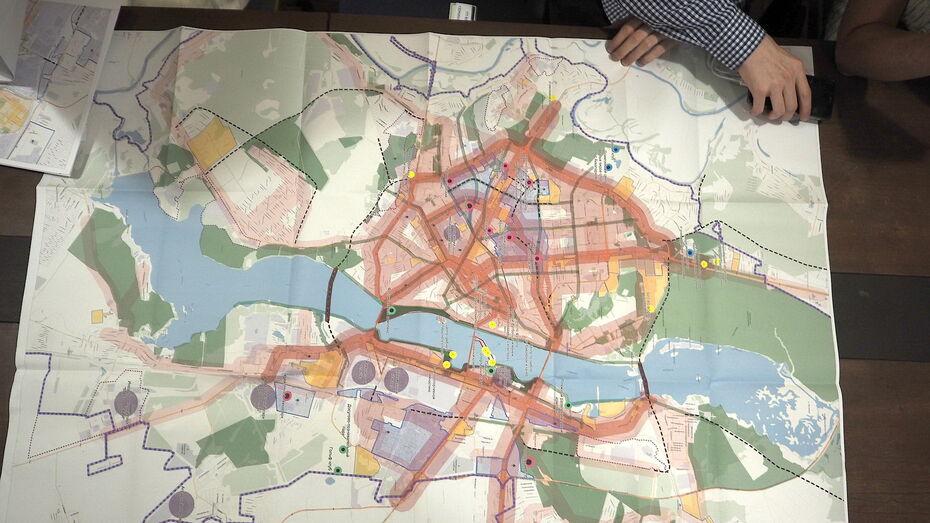 Планировку участка под музеем ВДВ и парком Победы утвердили в Воронеже