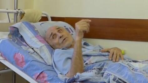 Воронежские полицейские возбудили дело о краже денег у ветерана в БСМП
