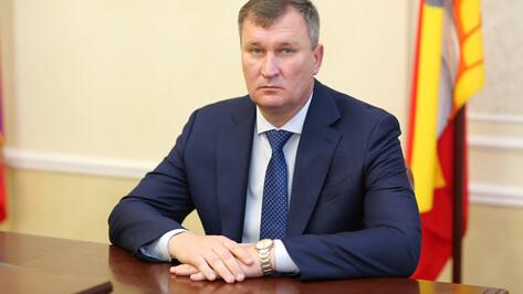 В отношении вице-мэра Воронежа возбудили уголовное дело о присвоении 1,5 млн рублей
