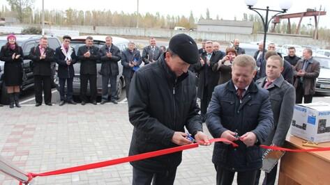 «Воронежэнерго» открыл ремонтно-производственную базу в Хохольском районе