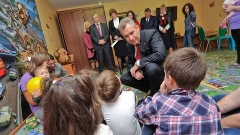 Павел Астахов внес Воронежскую область в топ-10 благополучных регионов для детей