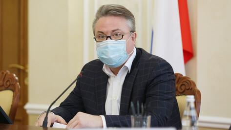 Мэр Воронежа Вадим Кстенин призвал горожан привиться от коронавируса