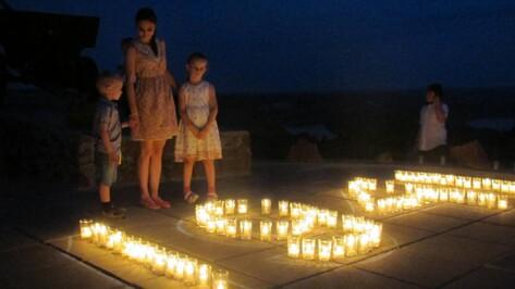 Павловчане приняли участие во всероссийской акции «Свеча памяти»