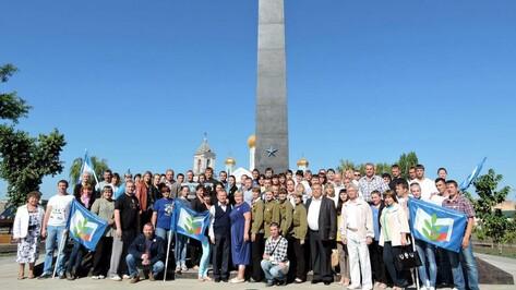 Молодые учителя из 20 районов области и Воронежа побывали в Кантемировке