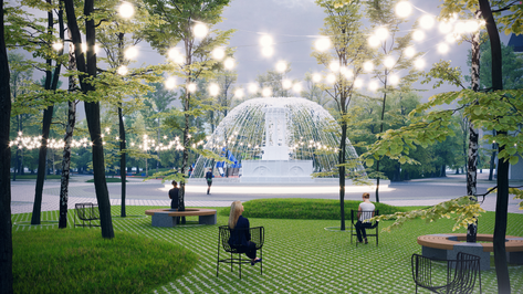 Власти Воронежа опубликовали проекты реконструкции парков «Орленок» и «Южный»