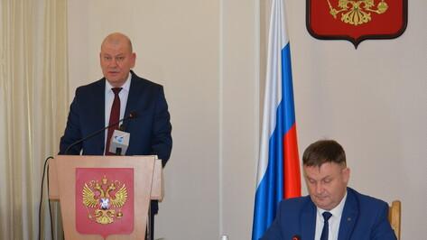 Владимир Кобылкин сохранил пост главы администрации Россоши