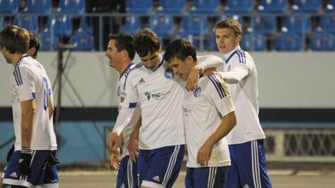Воронежский «Факел» разгромил «Краснодар-2» в Кубке ФНЛ