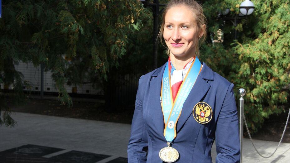 Педагог из Воронежа стала чемпионкой мира по пожарно-спасательному спорту