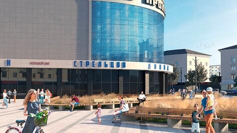 Медиафасад в 440 «квадратов» может появиться на здании воронежского кинотеатра