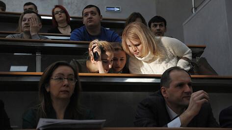 Воронежские вузы готовятся принять студентов на очное обучение