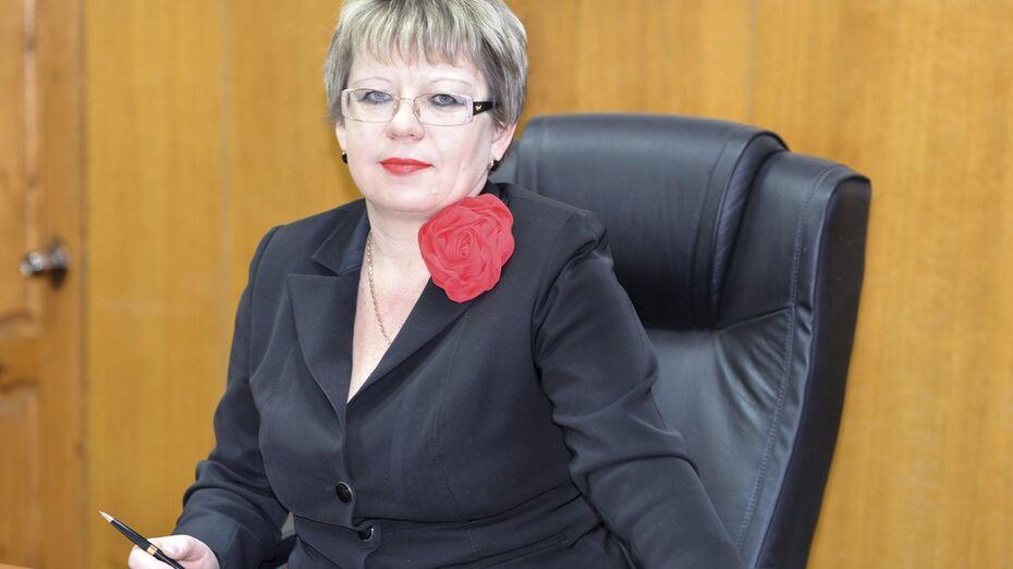 Главой администрации Семилукского района стала Ирина Кокорева