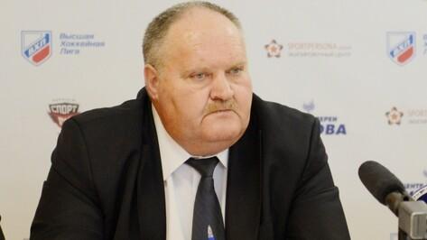 Директор воронежского «Бурана»: «До 10 сентября сможем частично выплатить взнос ВХЛ»