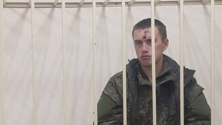 Суд арестовал солдата, убившего 3 сослуживцев на аэродроме Балтимор в Воронеже